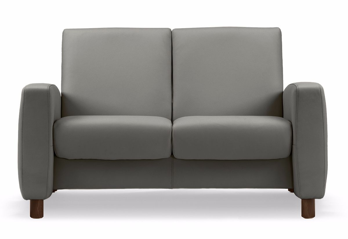 Arion Loveseat - Low Back Recliner (Stressless by Ekornes)