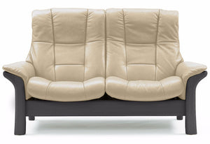 Buckingham Loveseat - High Back Recliner (Stressless by Ekornes)