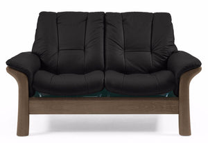 Windsor Loveseat - Low Back Recliner (Stressless by Ekornes)
