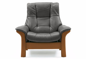 Buckingham Chair - High Back Recliner (Stressless by Ekornes)