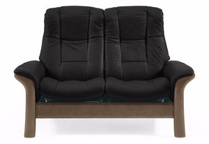 Windsor Loveseat - High Back Recliner (Stressless by Ekornes)