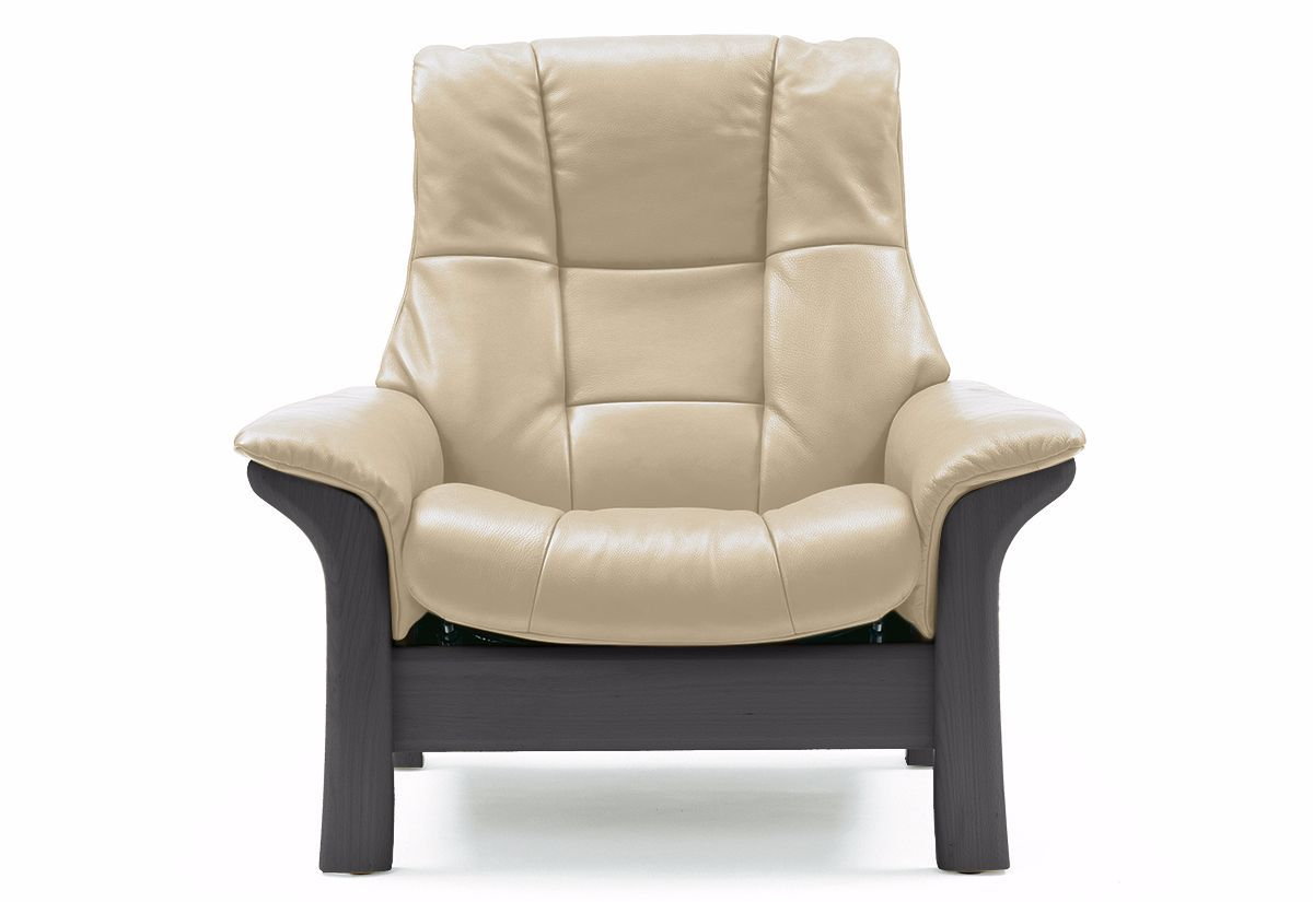 Buckingham Chair   High Back Recliner (Stressless By Ekornes)