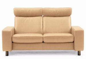 Pause Loveseat - High Back Recliner (Stressless by Ekornes)