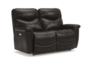 James Reclining Loveseat (La-Z-Boy)