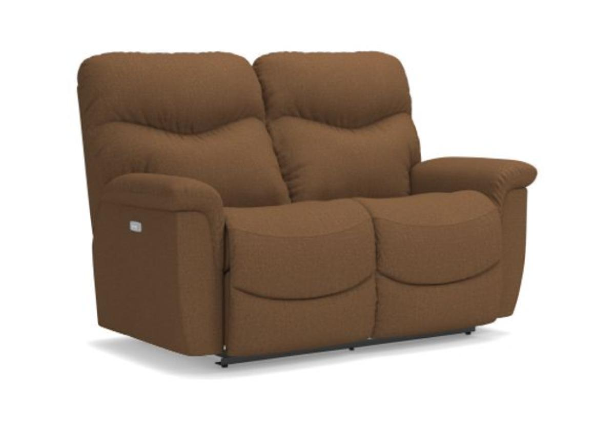 Cool James Reclining Loveseat La Z Boy Creativecarmelina Interior Chair Design Creativecarmelinacom