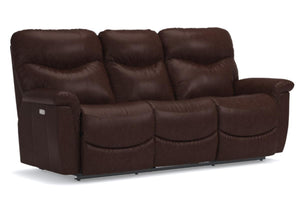 James Reclining Sofa (La-Z-Boy)