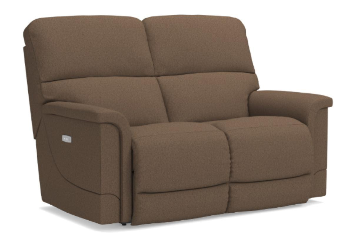 Astounding Oscar Reclining Loveseat La Z Boy Squirreltailoven Fun Painted Chair Ideas Images Squirreltailovenorg