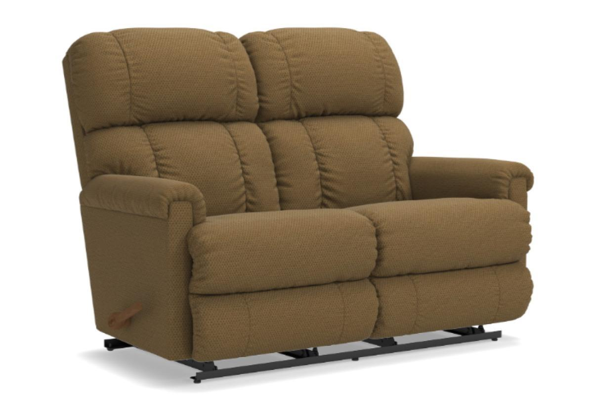 Pleasant Pinnacle Reclining Loveseat La Z Boy Creativecarmelina Interior Chair Design Creativecarmelinacom