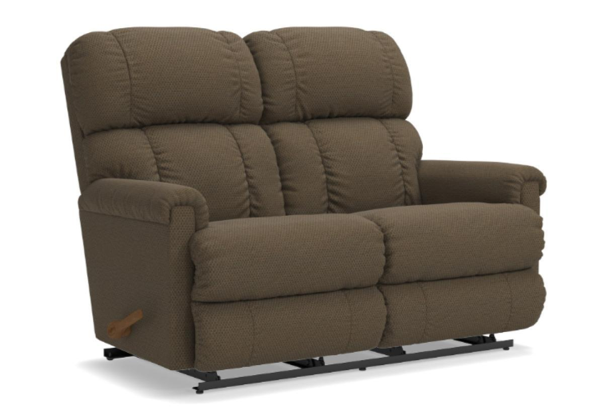 Brilliant Pinnacle Reclining Loveseat La Z Boy Short Links Chair Design For Home Short Linksinfo