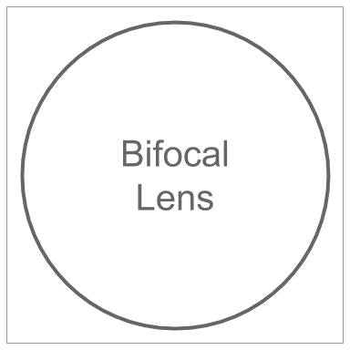 Prescription Lens: Bifocal