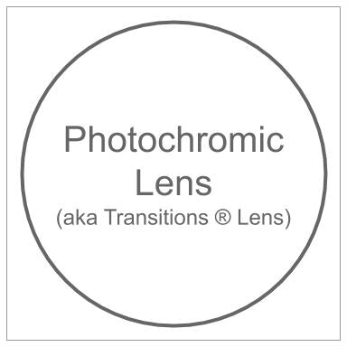 Prescription Lens: Photochromic Lens