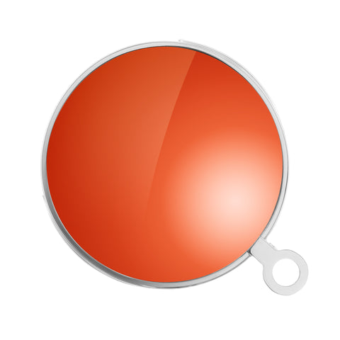 Nearsights Monocles Orange Mirror Monocle