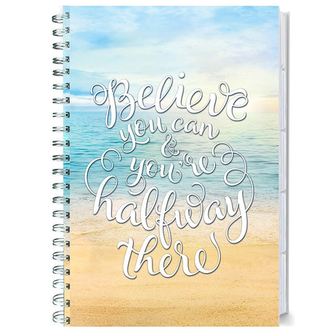 2017 Planner - Beach Believe - April Edition
