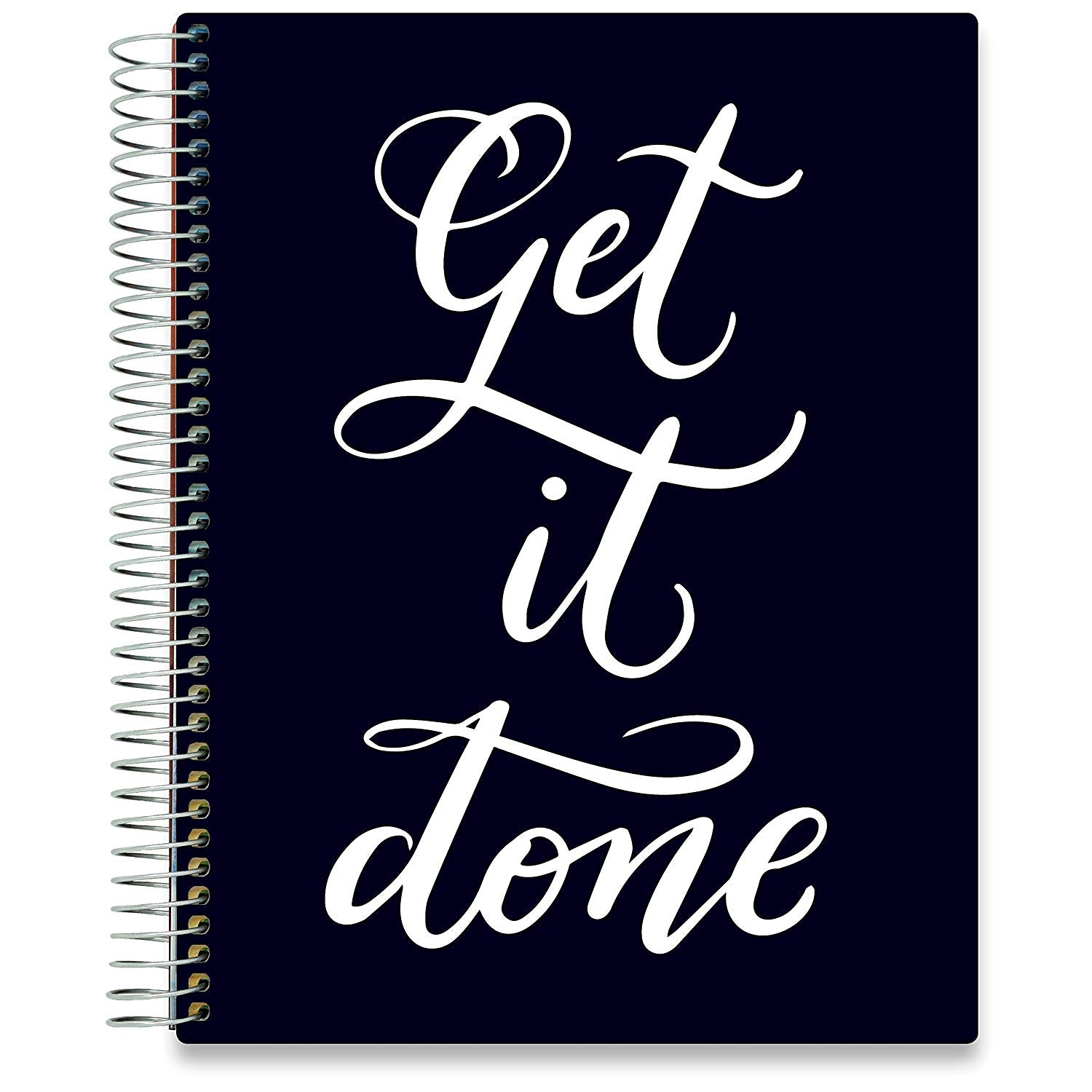 NEW: April 2020-2021 Planner - 8.5x11 - Get It Done-Office Product-Tools4Wisdom