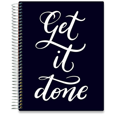 2019 Dated Planner - Get it Done-Office Product-Tools4Wisdom