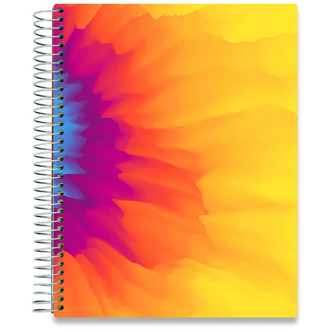 NEW: April 2020-2021 Planner - 8.5x11 - Sunflower-Office Product-Tools4Wisdom