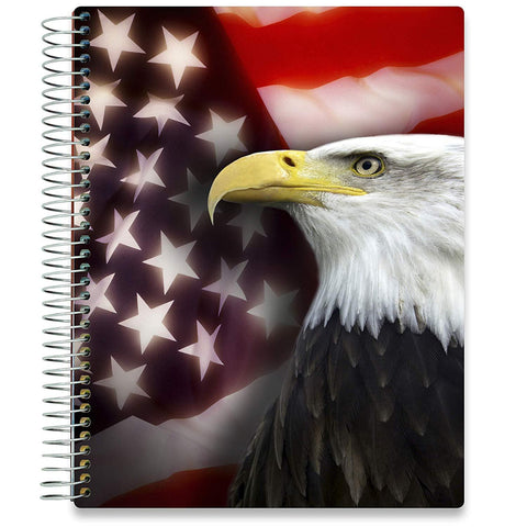 NEW: April 2020-2021 Planner - 8.5x11 - American Eagle-Office Product-Tools4Wisdom