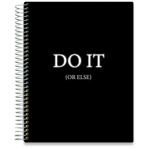 2019 Dated Planner - Do It-Office Product-Tools4Wisdom