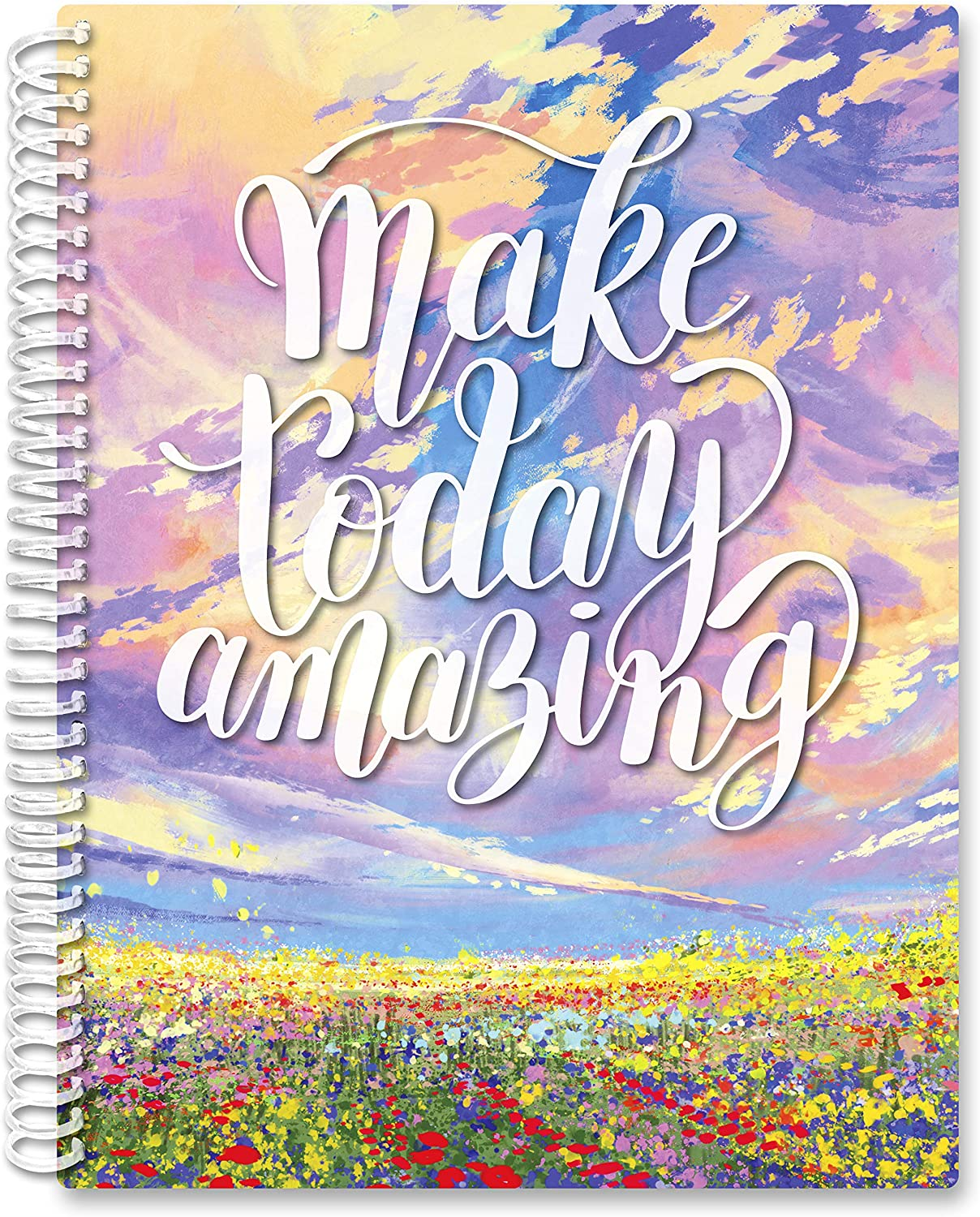 2021 Calendar Year Softcover Planner - 8.5 x 11 - Make Today Amazing