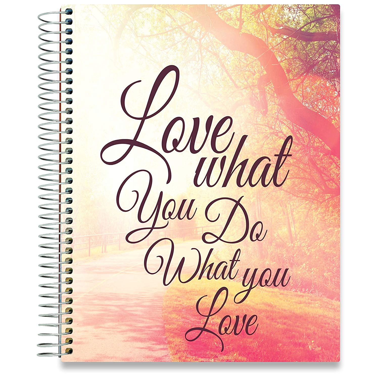 NEW: April 2020-2021 Planner - 8.5x11 - Walden Love-Office Product-Tools4Wisdom