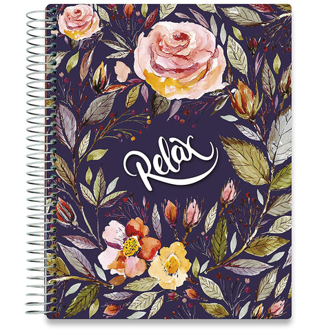 NEW: April 2020-2021 Planner - 8.5x11 - Relax 2-Office Product-Tools4Wisdom