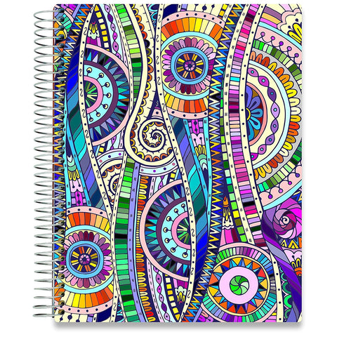 2019 Dated Planner - Abstract-Office Product-Tools4Wisdom
