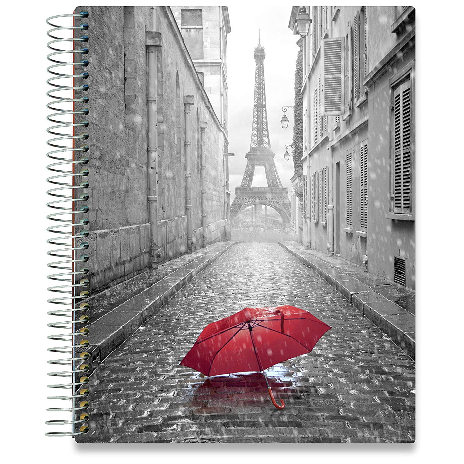 NEW: April 2020-2021 Planner - 8.5x11 - Paris-Office Product-Tools4Wisdom