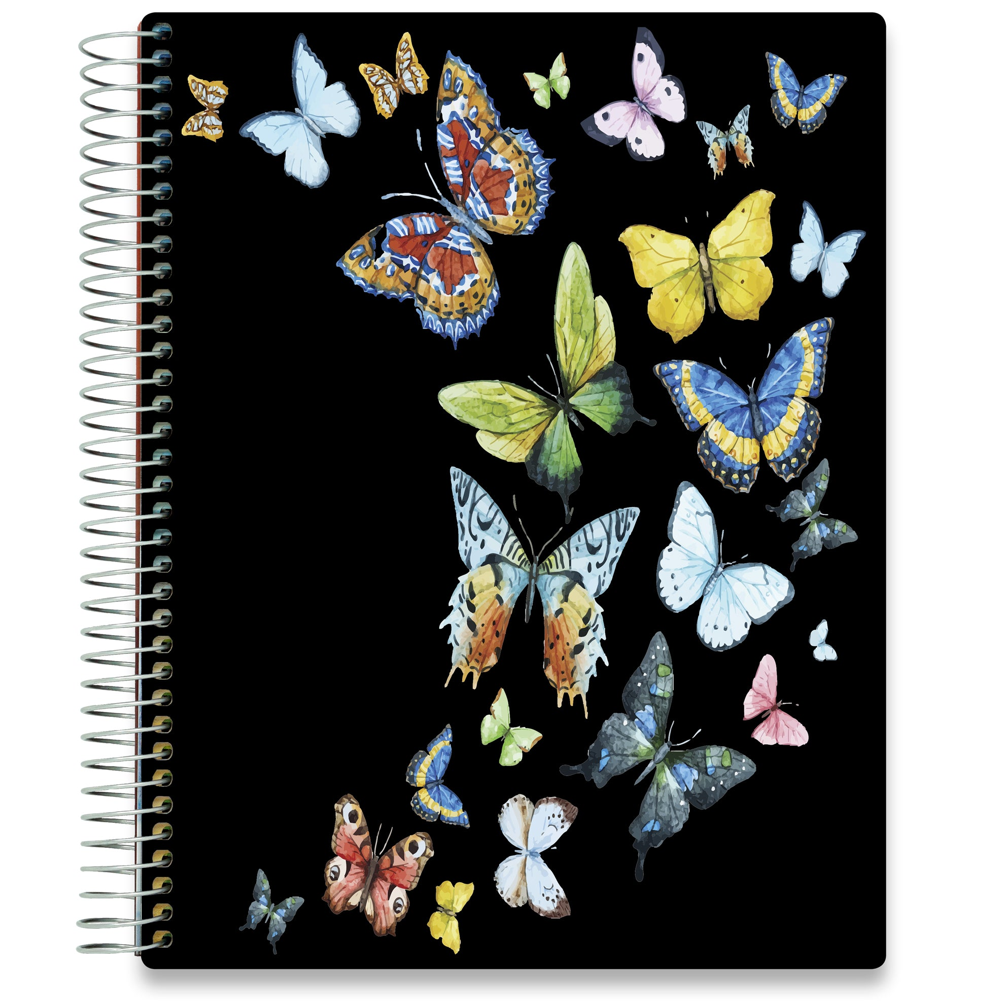 NEW: April 2020-2021 Planner - 8.5x11 - Butterflies-Office Product-Tools4Wisdom
