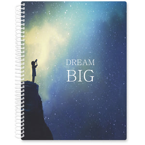 Apr 2021- Jun 2022 Softcover Planner - 8.5 x 11 - Dream Big