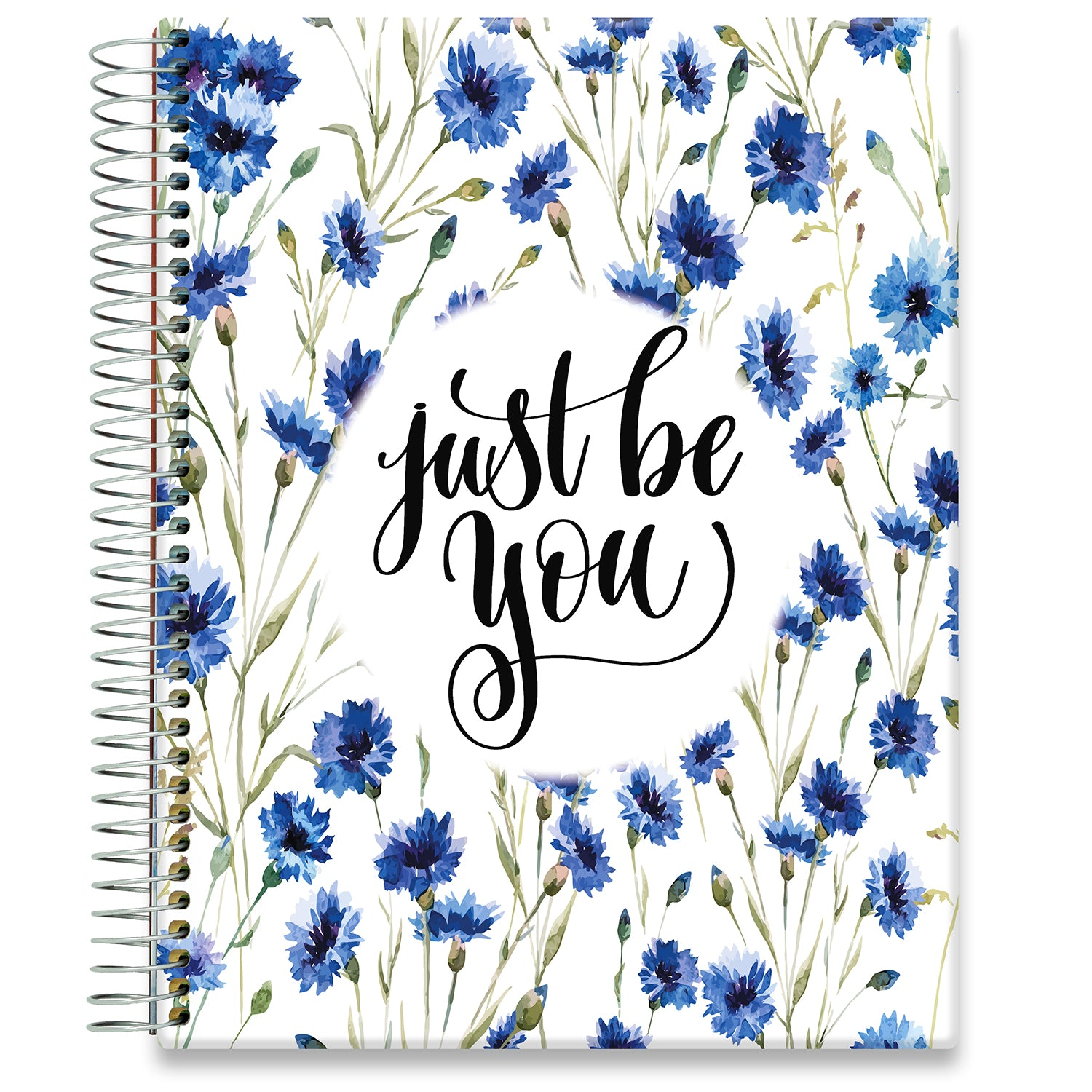 Planner 2021-2022 • April 2021 to June 2022 Academic Year • 8.5x11 Hardcover • Just Be You