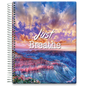 Planner 2021-2022 • April 2021 to June 2022 Academic Year • 8.5x11 Hardcover • Grand Canyon Sunset