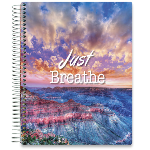 NEW: April 2020-2021 Planner - 8.5x11 - Canyon w Quote-Office Product-Tools4Wisdom