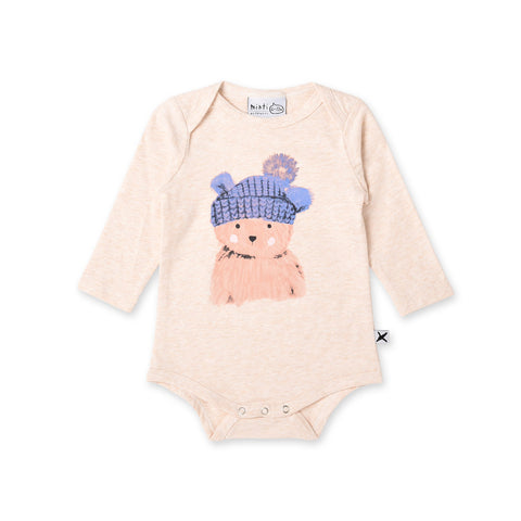 Minti Toasty Teddy Onesie