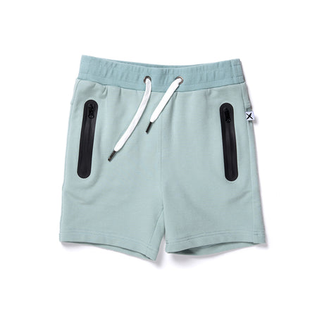 Minti Zippy Short - Muted Green