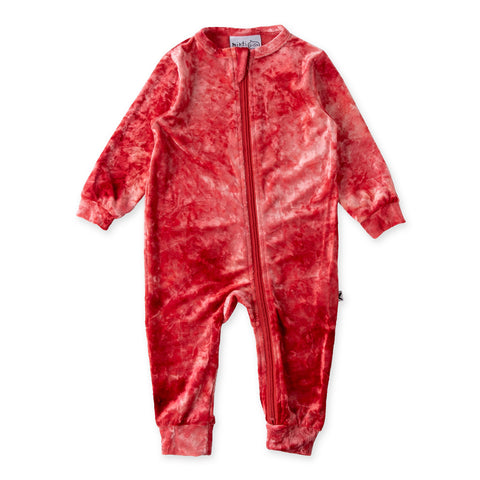 Minti Velvet Zippy Suit