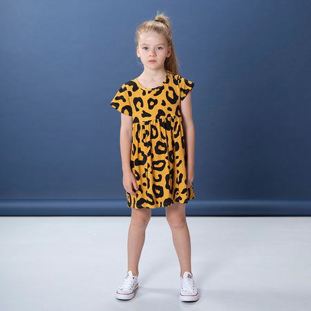 Littlehorn Safari Dress - Dijon