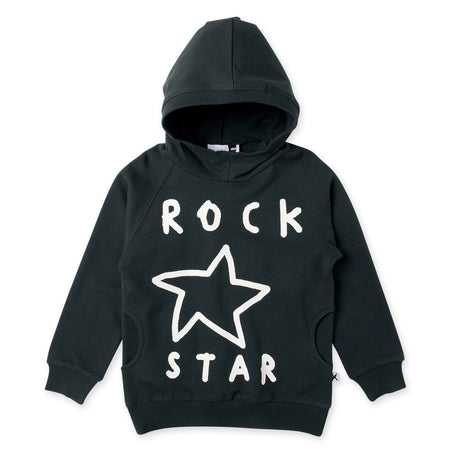 Minti Rock Star Furry Pocket Hood