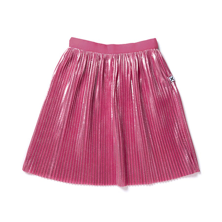 Minti Luxe Skirt - Hot Pink