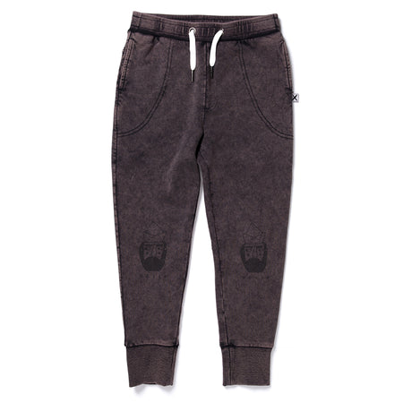 Minti Hello Sailor Trackies - Black Wash