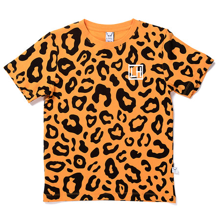 Littlehorn Safari Tee - Light Orange