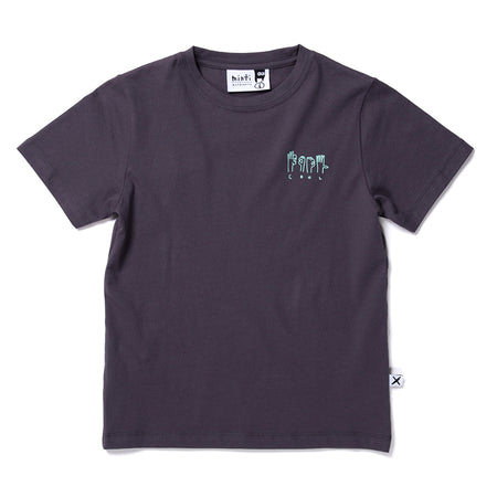 Minti Cool Tee - Dark Grey