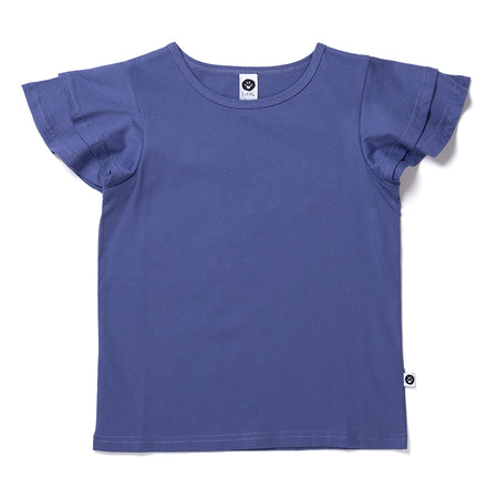 Littlehorn Cleo Tee - Grape