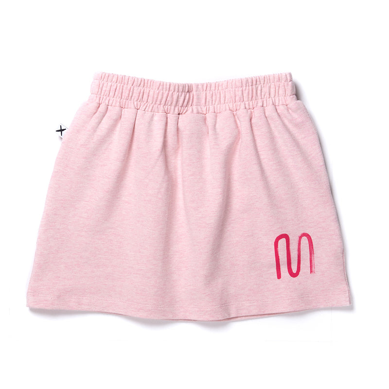 Minti Zippy Skirt - Pink Marle