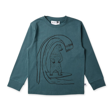 Minti Surfing Bear Tee