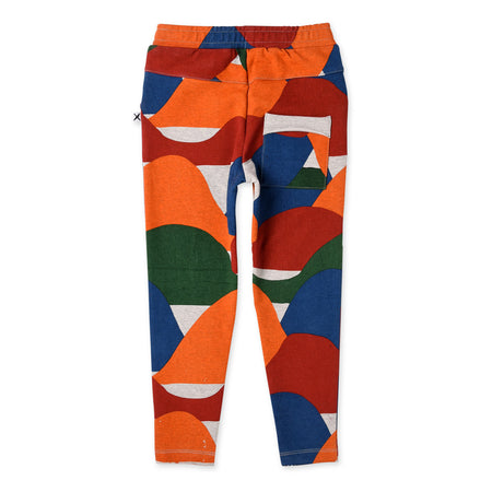 Minti Multi Mountain Furry Trackies