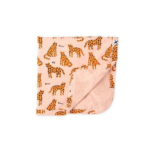 Minti Friendly Cheetahs Wrap