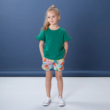 Littlehorn Mosaic Short - Multi