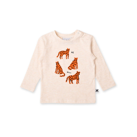 Minti Friendly Cheetahs Tee