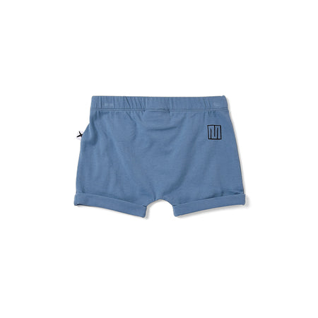 Minti Easy Short - Steel Blue