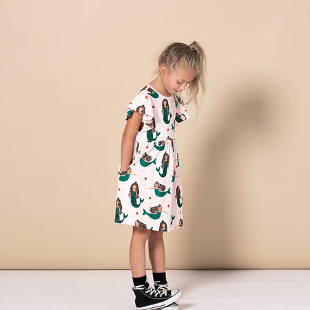 Minti Mermaid Party Dress - Ballet
